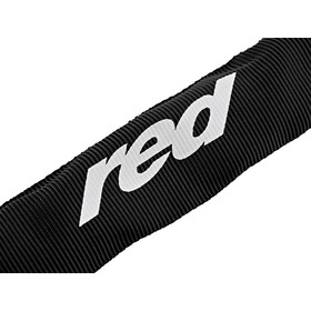 Red Cycling Products High Secure Chain Ketjulukko 6mm x 1000mm, black